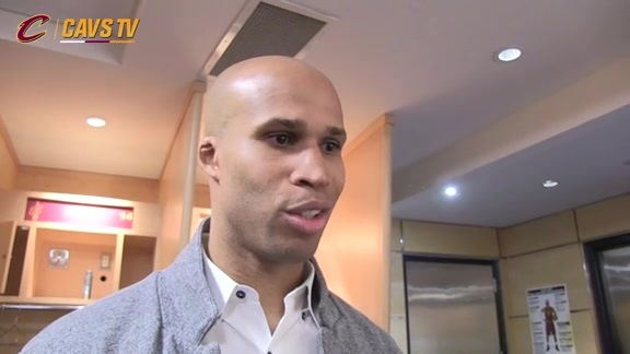 Richard Jefferson Reactions on the Frye Deal