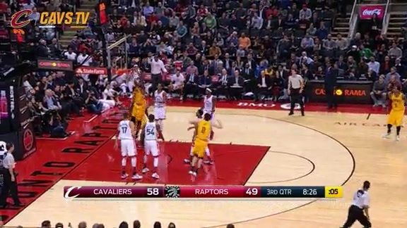 KLove Finds Tristan for the Slam - February 26, 2016