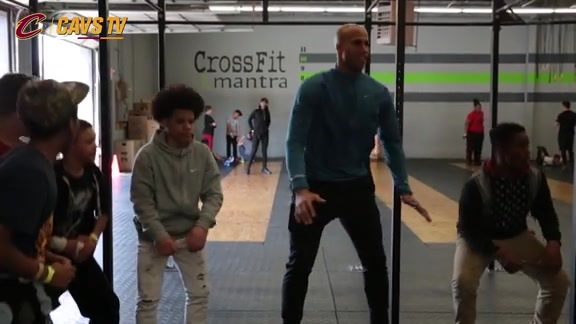 Fit As A Pro with RJ and Frye - March 30, 2016