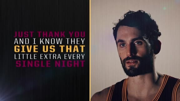 What do the Fans Mean to the Cavs?