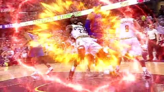2016 Cavs Eastern Conference Finals Intro