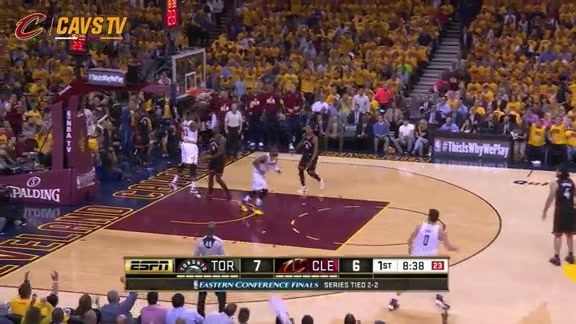 Tristan Hustles For the Slam - May 25, 2016