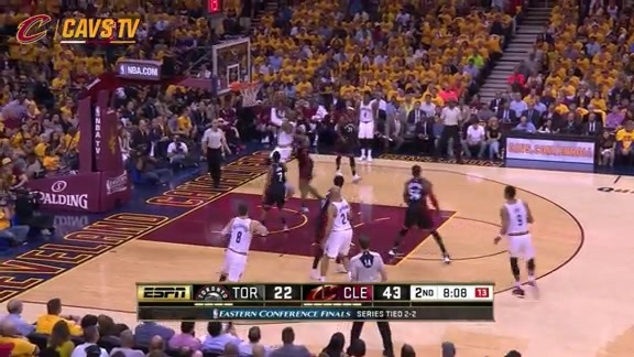 LBJ Strong with the And-One - May 25, 2016