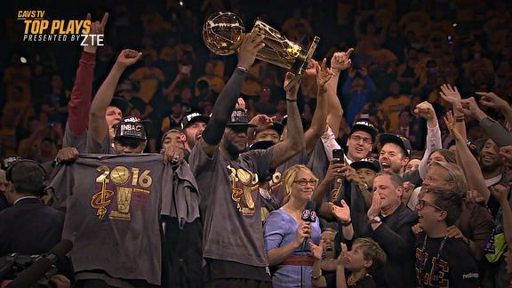CavsTV Top Plays From The NBA Finals