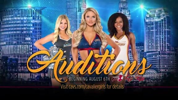 2016-17 Cavalier Girl Auditions