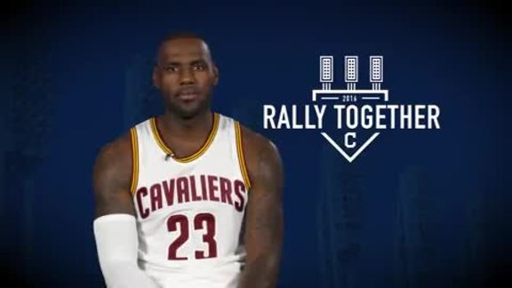 Cavs Rally Together for the Tribe