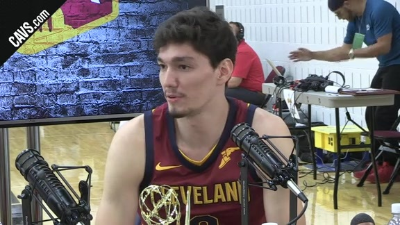 CavsHQ Speaks with Cedi Osman