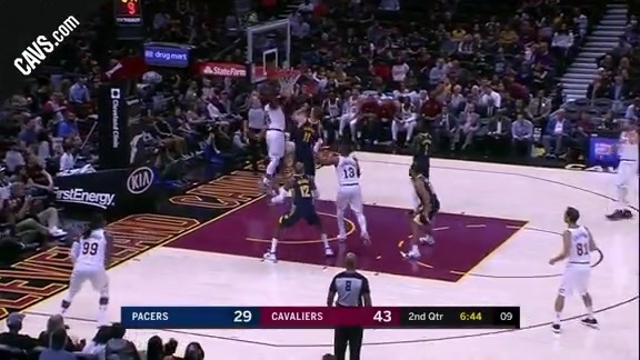 Wade Throws Down the Reverse Slam - October 6, 2017