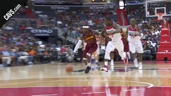 Kay Felder Spins and Scores - October 8, 2017