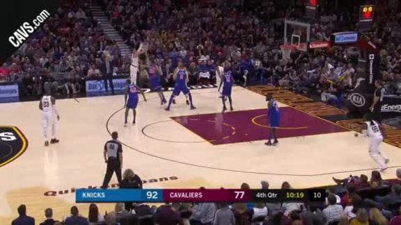 Korver Banks One in for Three
