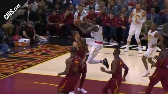 Korver Steps in for the Charge
