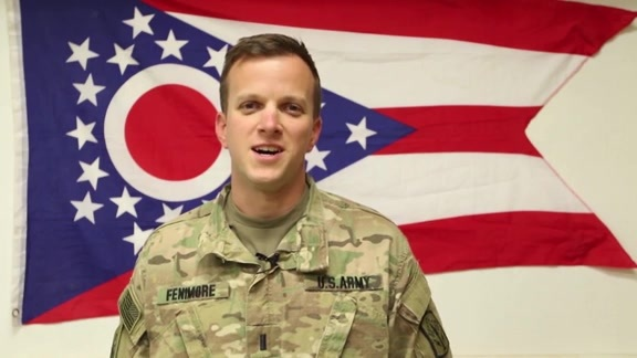 Troops Send Shoutouts to Families and Friends