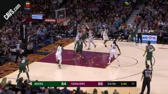 DWade Goes Up for the Block