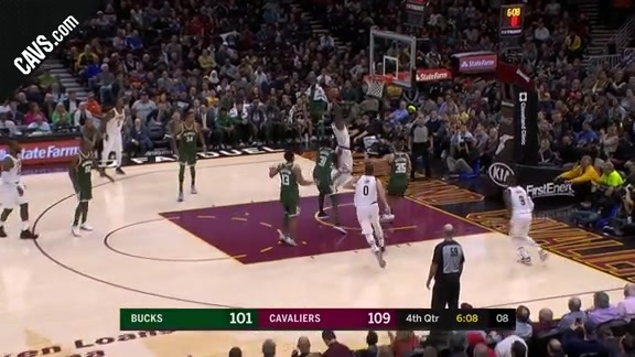 Featured Highlight: Shump Goes Up for a Big Jam