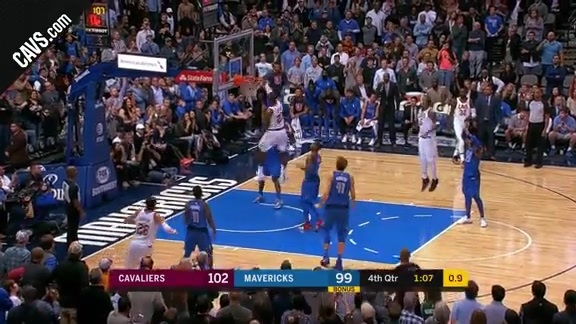 Featured Highlight: LBJ with the Exclamation Mark