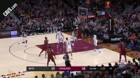 DWade with the Nifty Finish