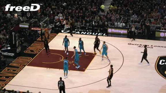 Highlight in freeD: DWade Jams It