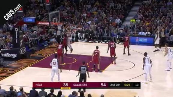 KLove Powers Through Heat Defenders for Score