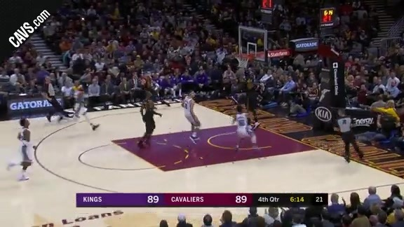 Featured Highlight: Green with the Fastbreak Flush