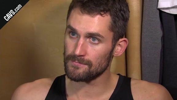 #CavsKings Postgame: Kevin Love - December 6, 2017