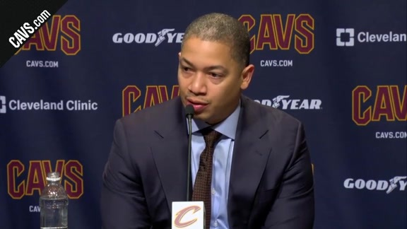 #CavsKings Postgame: Coach Lue - December 6, 2017