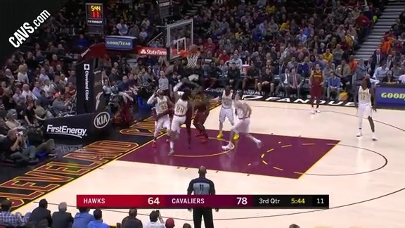 Crowder Powers Home the Hoop and Harm