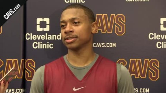 Isaiah Thomas on Getting Back to Game Play