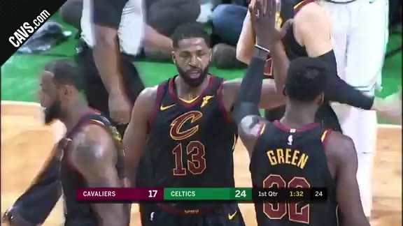 Tristan Muscles Home the And-One