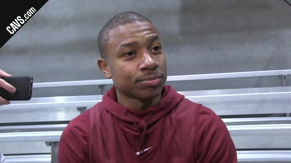 I.T. on Getting the Start Against the Magic