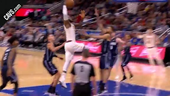 Featured Highlight: LBJ Puts Magic on a Poster