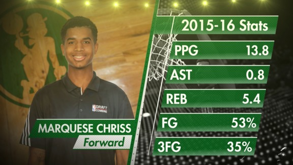 Draft Profile Video: Marquese Chriss