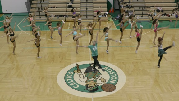 2016 Celtics Dancers Auditions