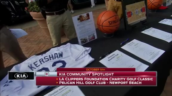 Kia Community Spotlight - Charity Golf Classic