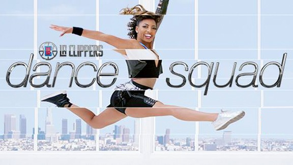 L.A. Clippers Dance Squad Is Coming to E!