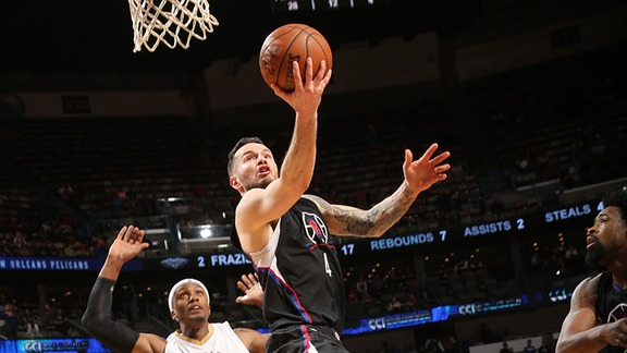 Clippers vs Pelicans Full Highlights - 3/20/16