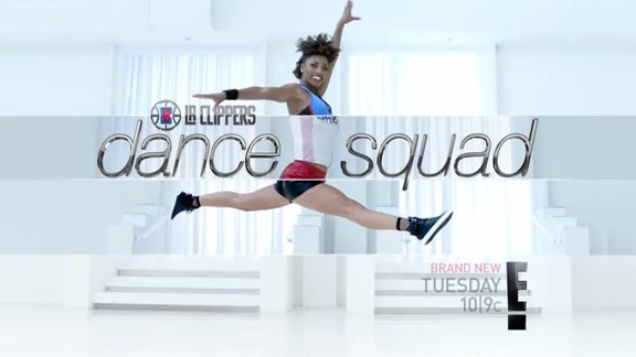 LA Clippers Dance Squad: Episode 3