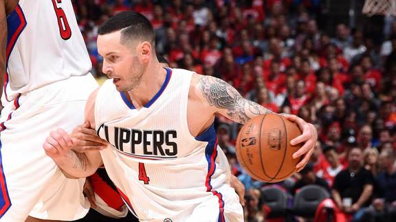 Redick Highlights vs. Trail Blazers - 4/20/16