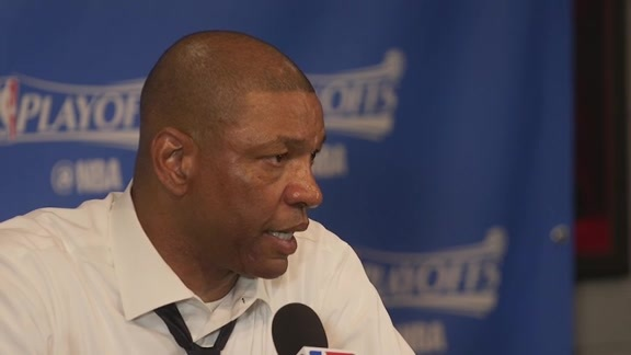 Postgame Press Conference: Doc Rivers - 4/25/16