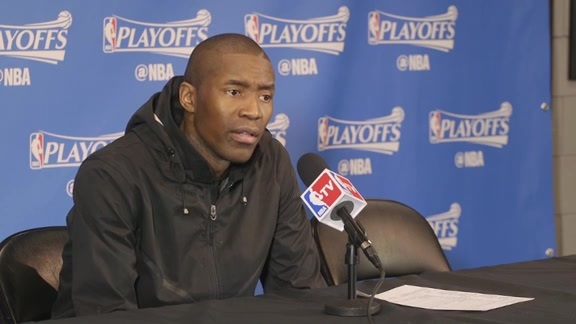 Postgame Press Conference: Jamal Crawford – 4/29/16