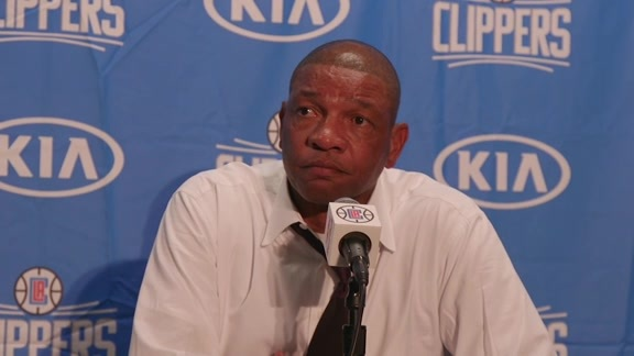 Postgame Press Conference: Doc Rivers | Preseason - 10/10/16