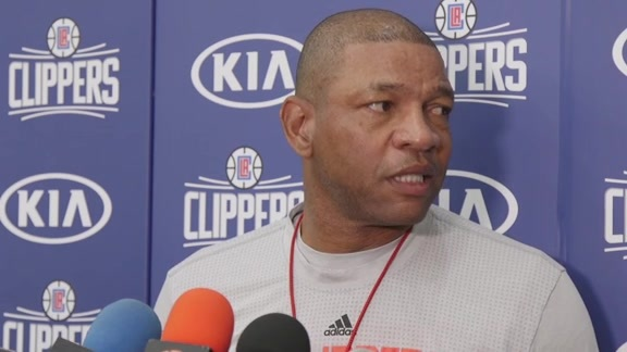 Preseason Practice: Doc Rivers | 10/12/16