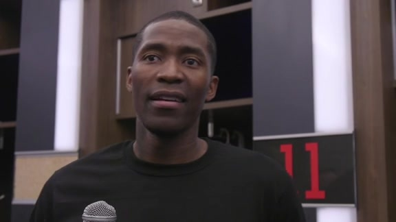 Postgame Press Conference: Jamal Crawford | Preseason - 10/13/16