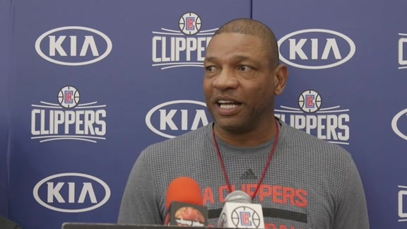 Preseason Practice: Doc Rivers | 10/16/16