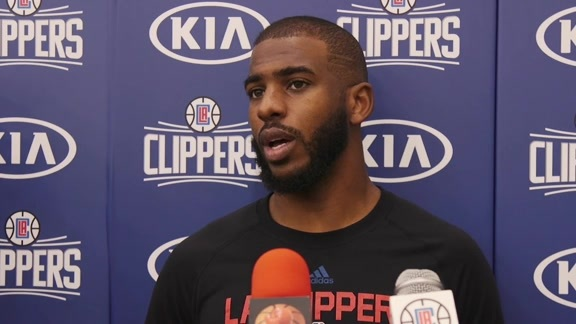 Practice Recap: DeAndre Jordan, Doc Rivers, Chris Paul | 10/22/16