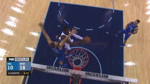 Chalmers steal provides a spark