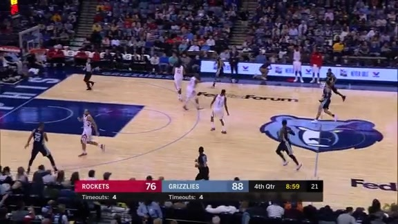 Clear the lane for Tyreke