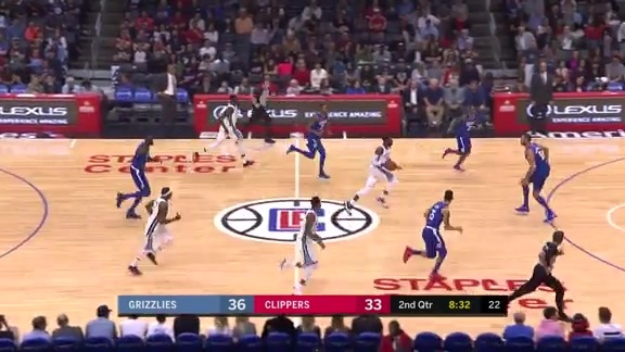 Evans non-stop to the rack