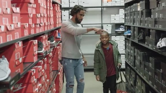 Mike Conley Shoe Up! Shopping Spree