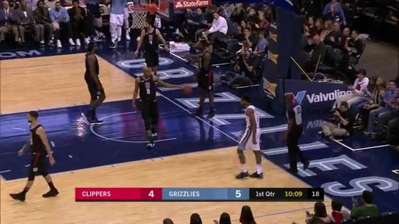 Harrison gets the bucket and the foul