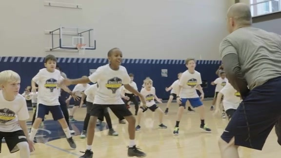 Grizzlies Nike Youth Basketball Camp